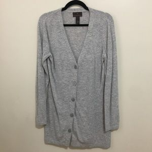 FENN WRIGHT MANSON long button front cardigan AT10